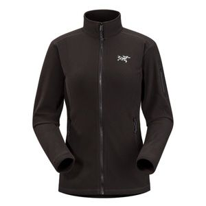 Arcteryx Womens Delta LT Jacket Fleece Sweater